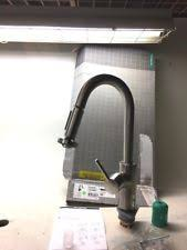hansgrohe cento kitchen faucet solid brass steel optik hansgrohe kitchen faucets ebay