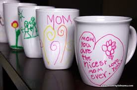 homemade mothers day gifts mother s day photo mugs homemade mothers day mugs badi deanj