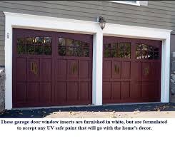 Martin Overhead Doors by Garage Door Window Viewer Inserts Amazon Com