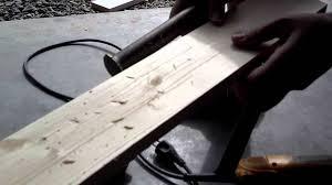 How To Reclaim Barn Wood Creating Faux Barn Wood Youtube