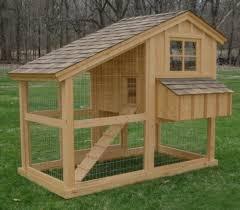 runz access tractor type chicken coop