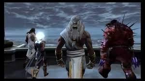 film god of war vs zeus god of war 3 r opening mount olympus titans vs gods battle gaia