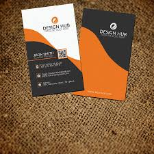 vertical business card template business card templates