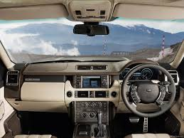 land rover inside view land rover range rover 2010 picture 16 of 40