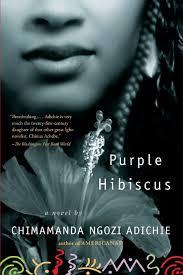 amazon com purple hibiscus a novel 9781616202415 chimamanda
