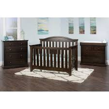 How To Convert Crib To Bed by Paisley 3 Piece Convertible Crib Set
