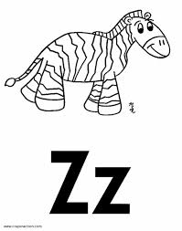 zebra coloring crayon action coloring pages