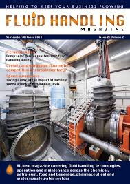 fluid handling magazine sept oct 14 by woodcote media ltd issuu