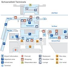 Airport Terminal Floor Plans