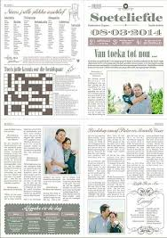 newspaper wedding programs 37 best wedding programs images on wedding newspaper