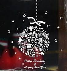 Christmas Ball Window Decorations by Paper Applique Picture More Detailed Picture About Xmas Home