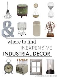 Where To Find Vintage Style - best 25 vintage industrial decor ideas on pinterest vintage