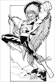 american eagle darryl banks marvel comics coloring pages