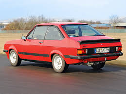 Ford Escort 1983 Ford Escort Mk2 Buyer U0027s Guide From Popular To Rs2000 Drive