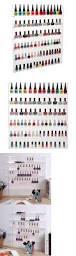 nail practice and display usa clear acrylic nail polish display
