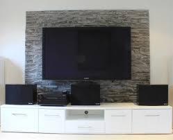steinwand wohnzimmer tv steinwand wohnzimmer tv