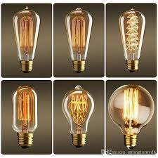 best edison light bulb american industry retro warm lights bulbs