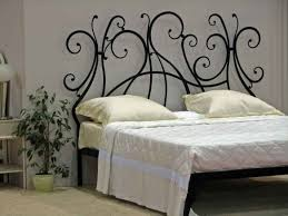 bedrooms cane headboard wrought iron headboard metal