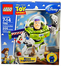 amazon lego brand toy story woody buzz rescue 7590