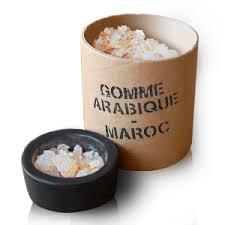 gomme arabique cuisine résine brute gomme arabique acacia arabica