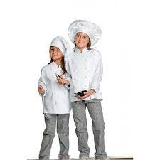 cuisine garcon veste de cuisine pour enfant de qualité et pas cher lisavet