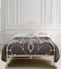 somerset bed somerset bed in an ivory finish this ornately