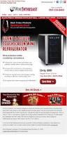 refrigerator sales black friday 53 best black friday email design gallery images on pinterest