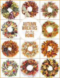 autumn wreaths for the home live laugh rowe