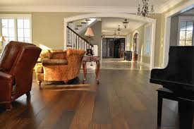 wider planks darker stains among wood flooring trends hartford