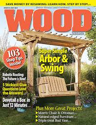 subscribe to wood magazine