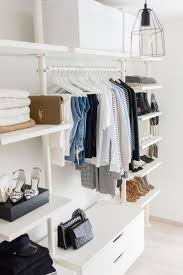 Wardrobe Cabinet With Shelves Best 25 Open Closets Ideas On Pinterest Open Wardrobe Cleaning