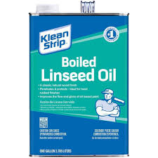 klean strip 1 gal boiled linseed oil glo45 the home depot
