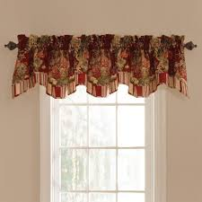 Window Swags And Valances Patterns Living Room Cafe Style Curtain Rods Curtain Swags Ideas Kitchen