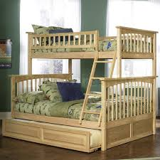 Columbia Bunk Bed 1115 30 Columbia Bunk Bed Raised Panel Trundle