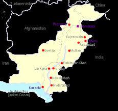 world map pakistan karachi 1up travel pakistan maps cities map cities of pakistan