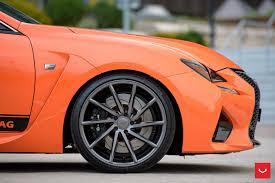 lexus cvt vossen wheels lexus rcf vossen cvt