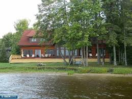lake homes for sale in northern minnesota