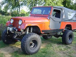 jeep scrambler hardtop xtsix 1984 jeep cj8 scrambler specs photos modification info at