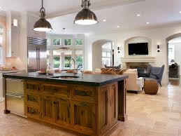 walnut kitchen island photo page hgtv