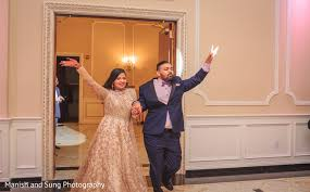 new jersey indian wedding by manish and sung photography