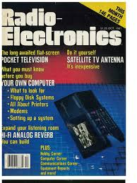 Heath Zenith Sl 4100 Bk A by Radio Electronics Magazine 01 January 1982 Power Supply Videotape