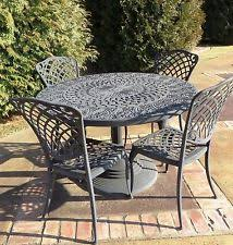 Outdoor Furniture Table by Used Outdoor Furniture Ebay