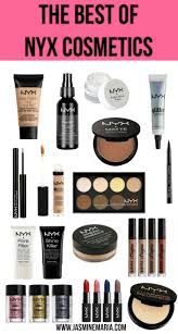 Make Up Nyx the best of nyx cosmetics