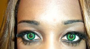 crazy halloween contacts green werewolf contacts lenses youtube