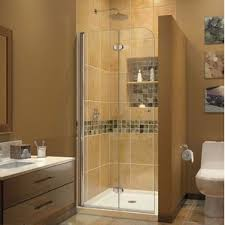 european glass shower doors shower u0026 bathtub doors you u0027ll love wayfair
