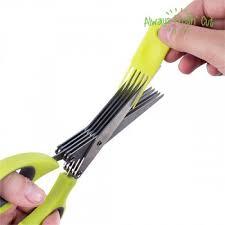ciseaux de cuisine ciseaux de cuisine multi lames pour couper 5 fois plus vite avec