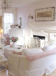 White Shabby Chic Furniture by 26 Charming Shabby Chic Living Room Décor Ideas Shelterness