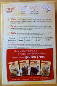 Betty Crocker Halloween Cake Betty Crocker Gluten Free Cake Mix And Easy Cupcake Decorating