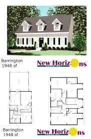 model homes floor plans marion cape cod house plans cedar hill associated designs plan 30 895