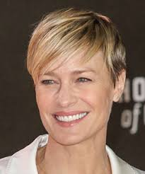 Short Bob Hairstyle for Mature Women